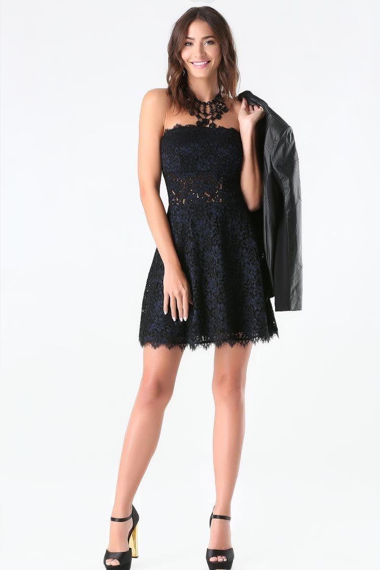 Коктейльное платье это какие