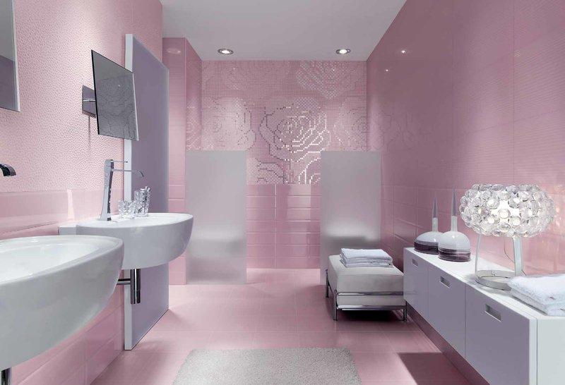 Pura от Fap Ceramiche в ванной