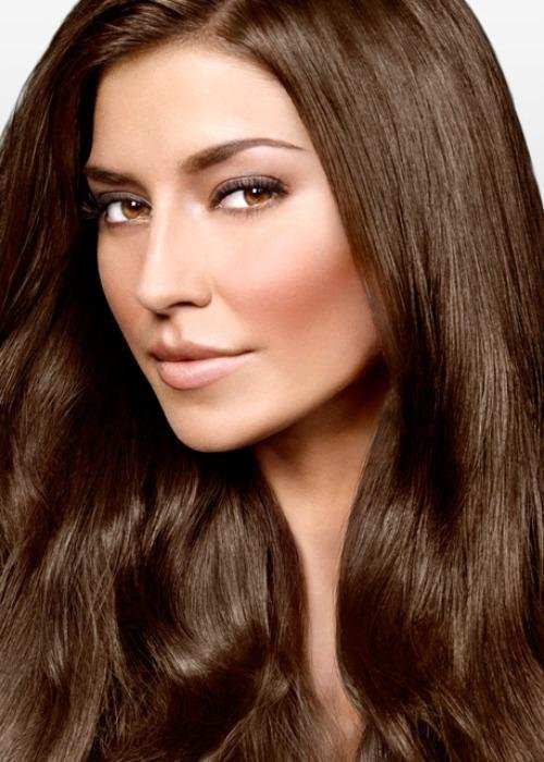 Фото цвет волос шоколадно золотистый