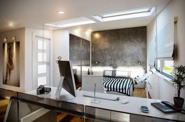 Начав обустраивать свой дом, вы, несомненно, откроете много новых возможностей и идей создания кабинета