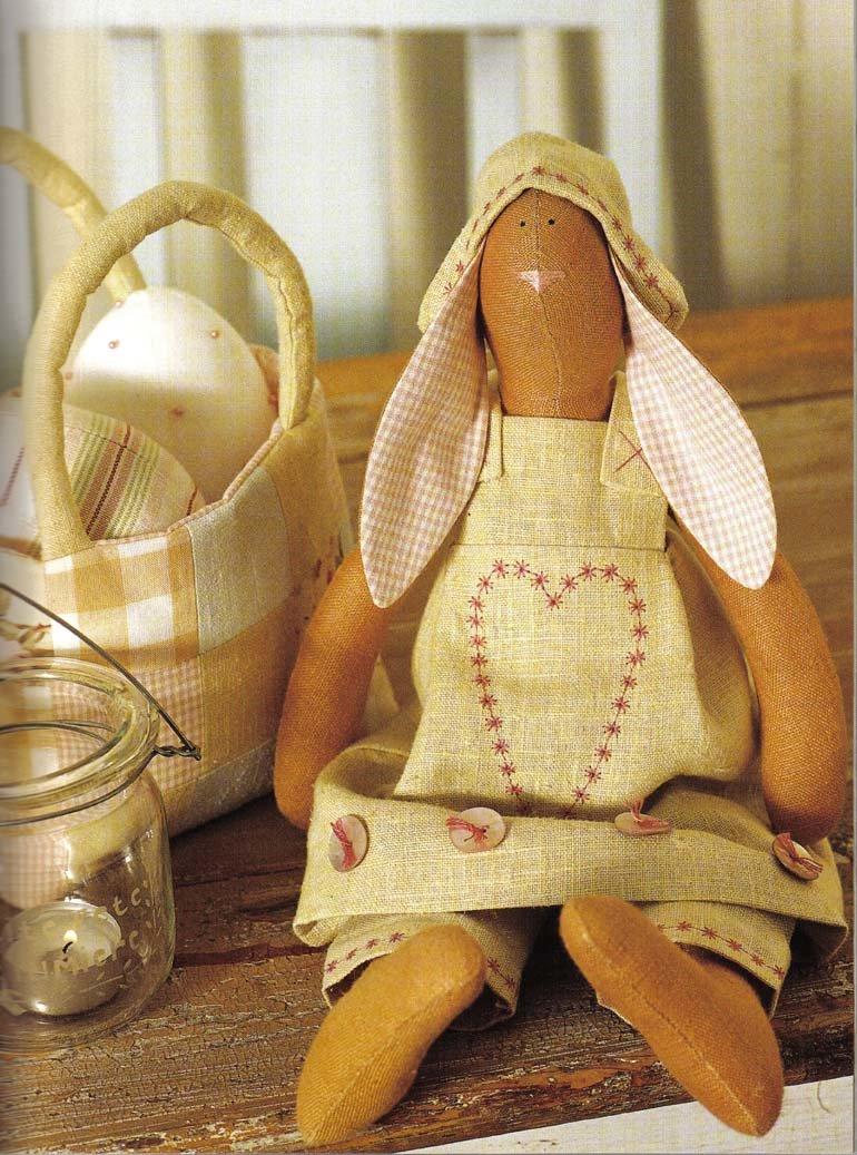 советы, которые чем можно украсить ручку зайца тильды что согласен Ванька