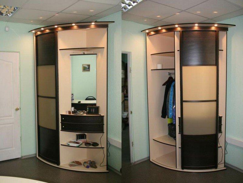 Угловая прихожая балтийский шкаф: купить шкафы недорого в са.