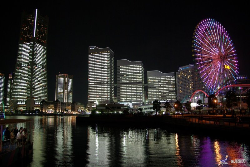 Минато Мирай -  урбанистический район Йокогамы