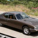 Автомобиль 1970 Citroen SM - Ретро модель, несколько моделей в разном цвете (разные ракурсы)