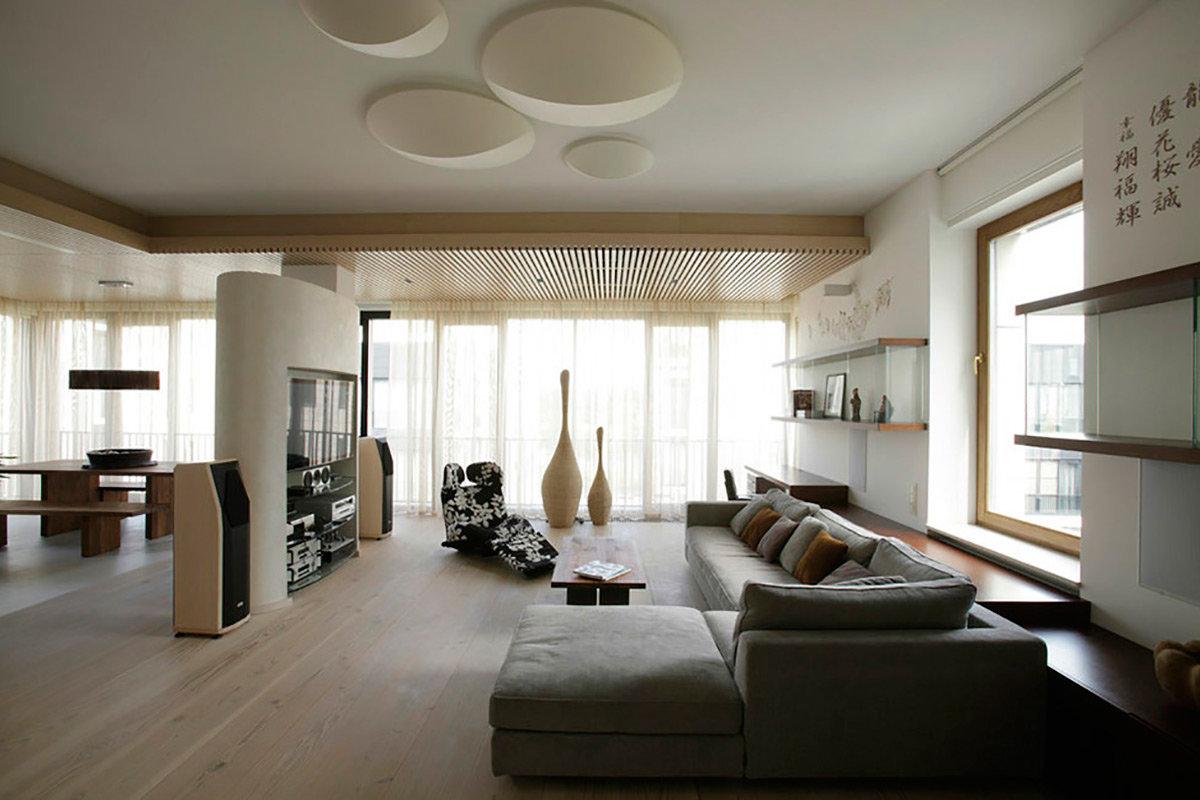 Лучший дизайн квартир в спб 744