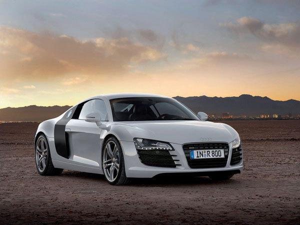Audi r8 криштиану роналду