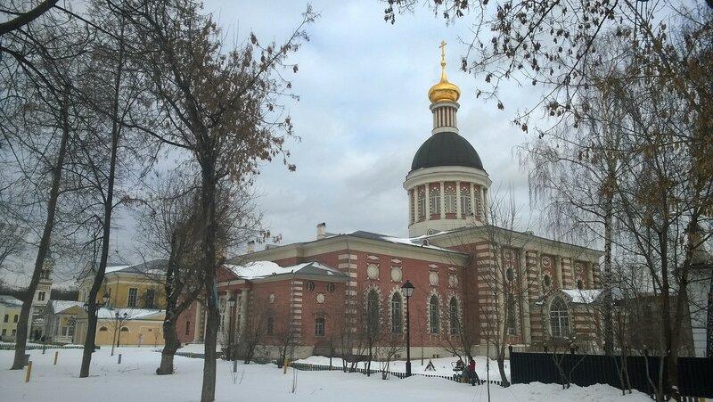 Собор Рождества Христова Русской Православной старообрядческой Церкви