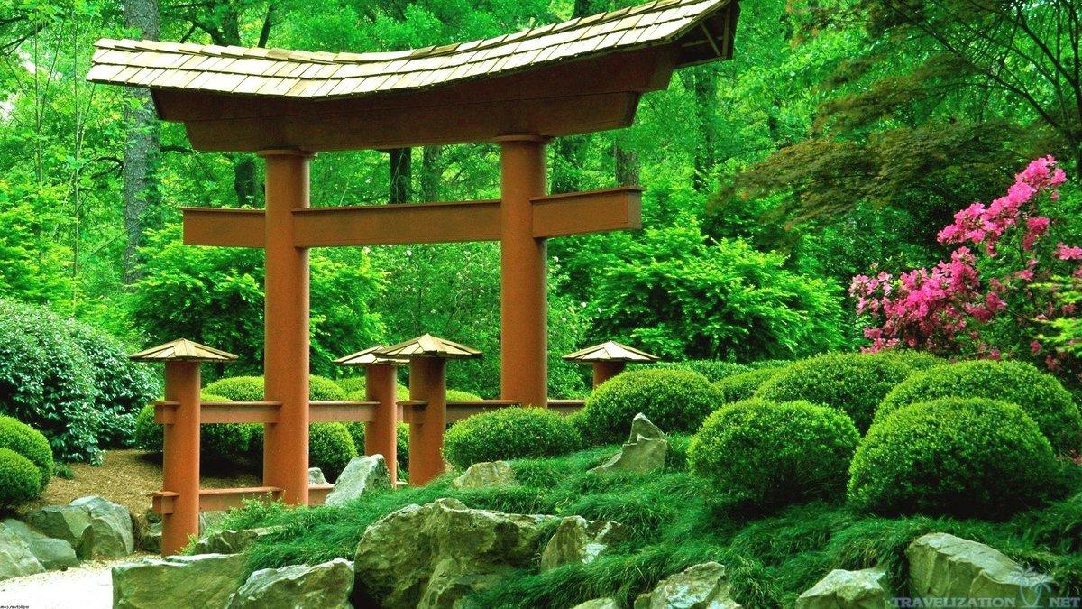 Wallpapers Fish Taoian Japan Garden 1920x1080 #663552 #fish