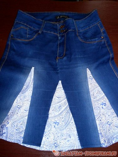 481f09ea63968 47 карточек в коллекции «Идеи юбок из старых джинсов» пользователя Наталья  Т. в Яндекс.Коллекциях