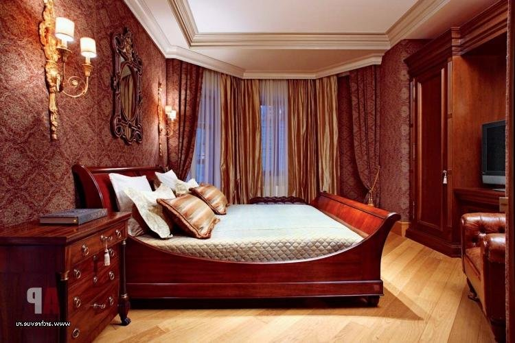 Кровать-корабль для викторианского стиля