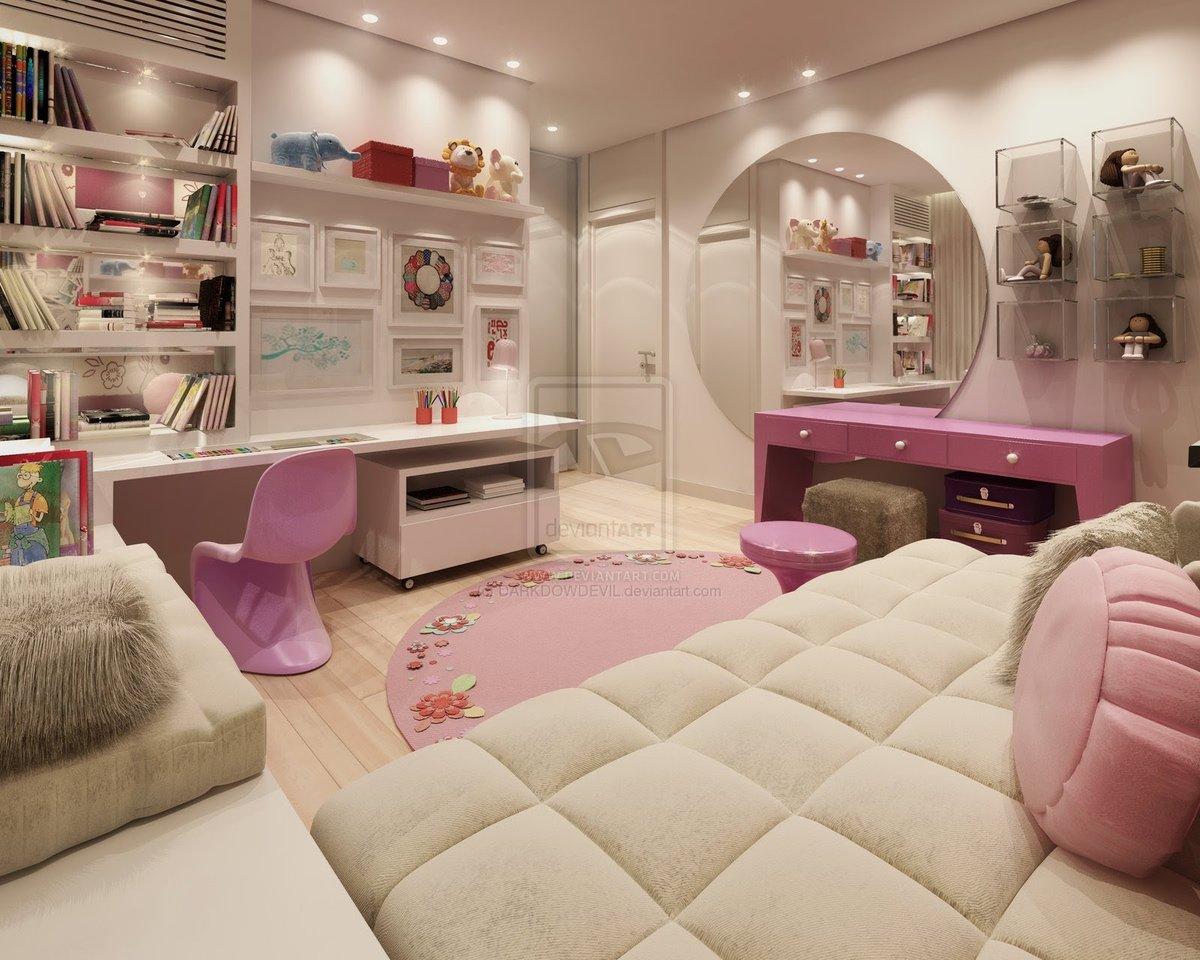 Для друга, картинки детские комнаты крутые