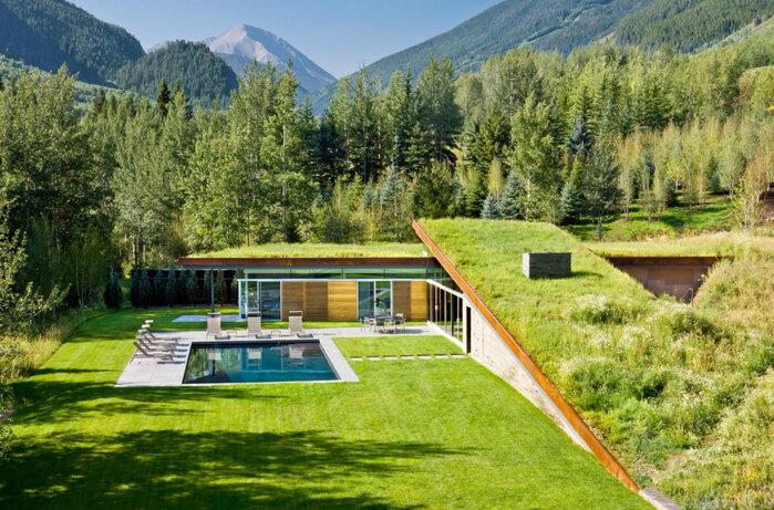 проект экологически чистого дома