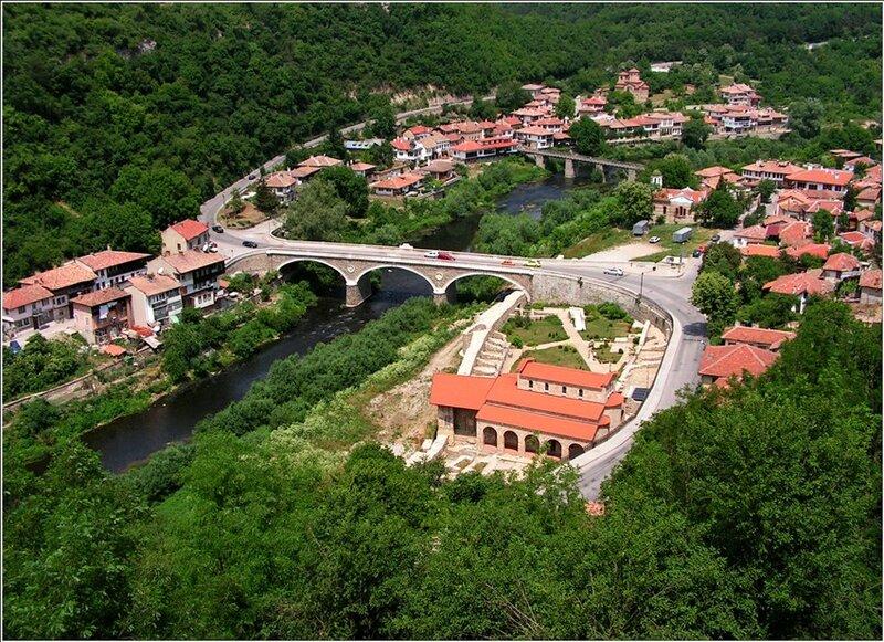 болгария места