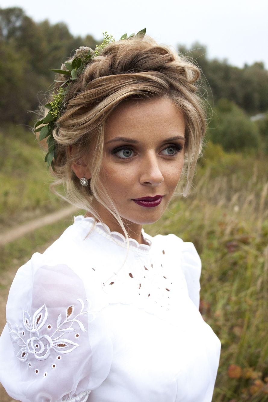 Свадебное платье в стиле «Рустик» (48 фото)