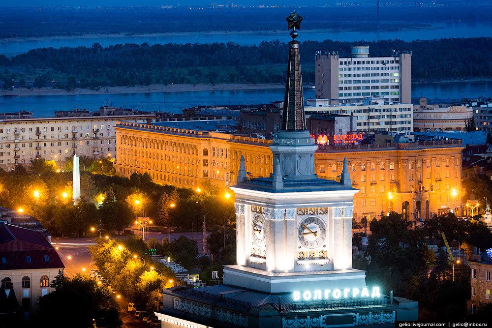 Поздравления, картинки с изображением города волгограда