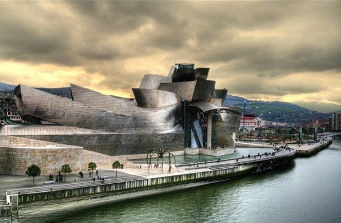 Музей Guggenheim – Бильбао, Испания