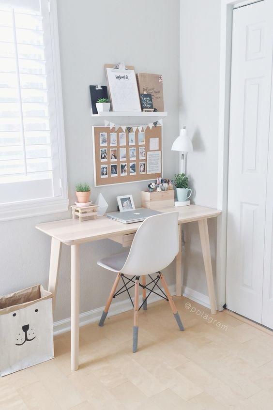 Маленький домашний кабинет