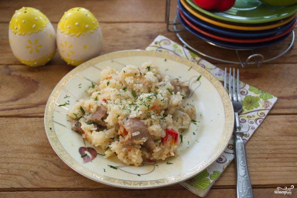 Самое простое и пожалуй самое вкусное блюдо из тыквы это тыквенная каша.