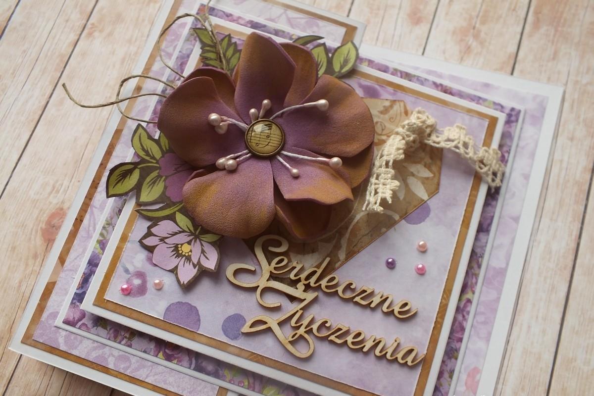 Поздравлением мальчику, украсить открытку цветами из фоамирана