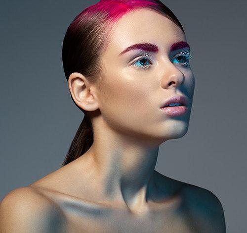 Фэшн-макияж