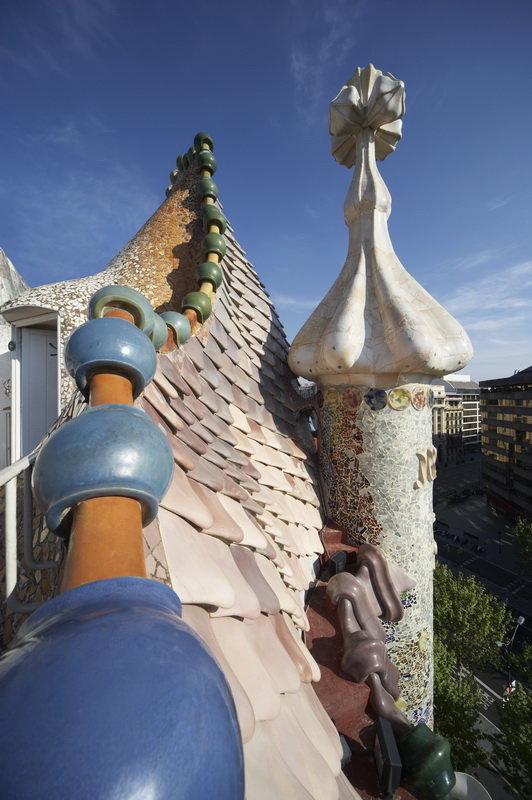 Архитектура Антонио Гауди — Дом Бальо