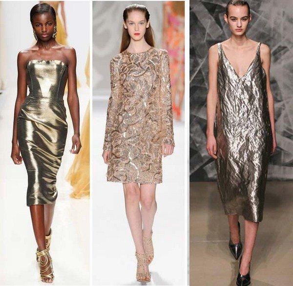 Красивые платья модные фасоны
