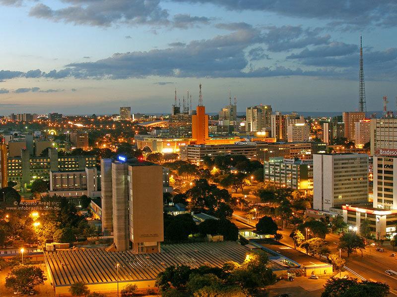 brazils location capital government