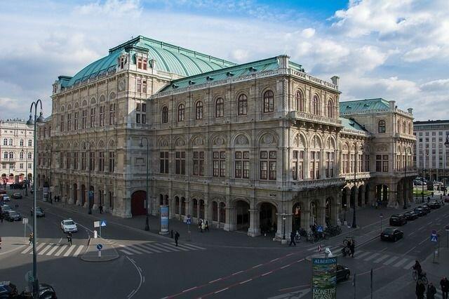 Венская государственная опера (Австрия)