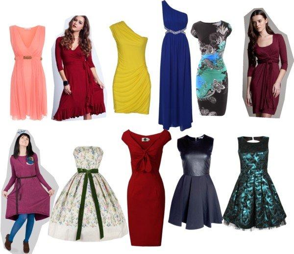 Одежду нужно подбирать таким образом, чтобы каждая её деталь подчёркивала линию талии, являющуюся выигрышной для всего образа женщины.
