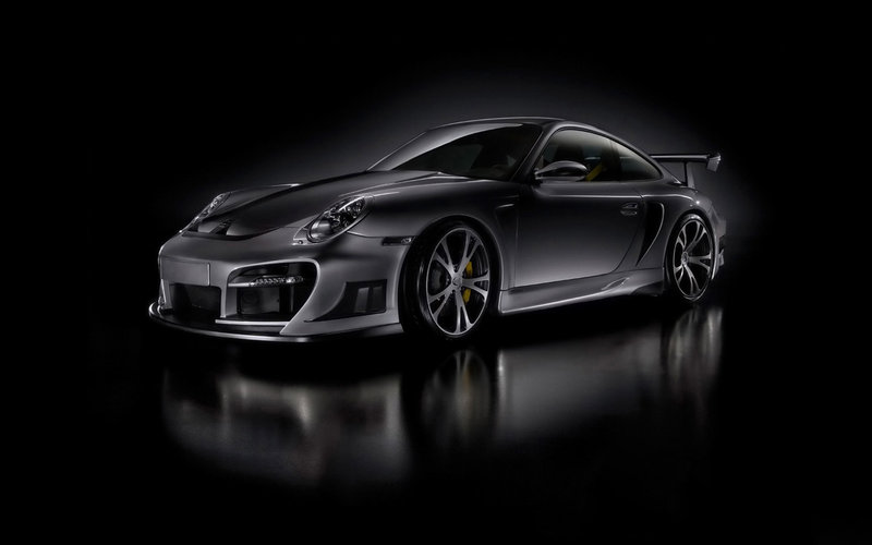 21. Porsche 911 GT3    2009