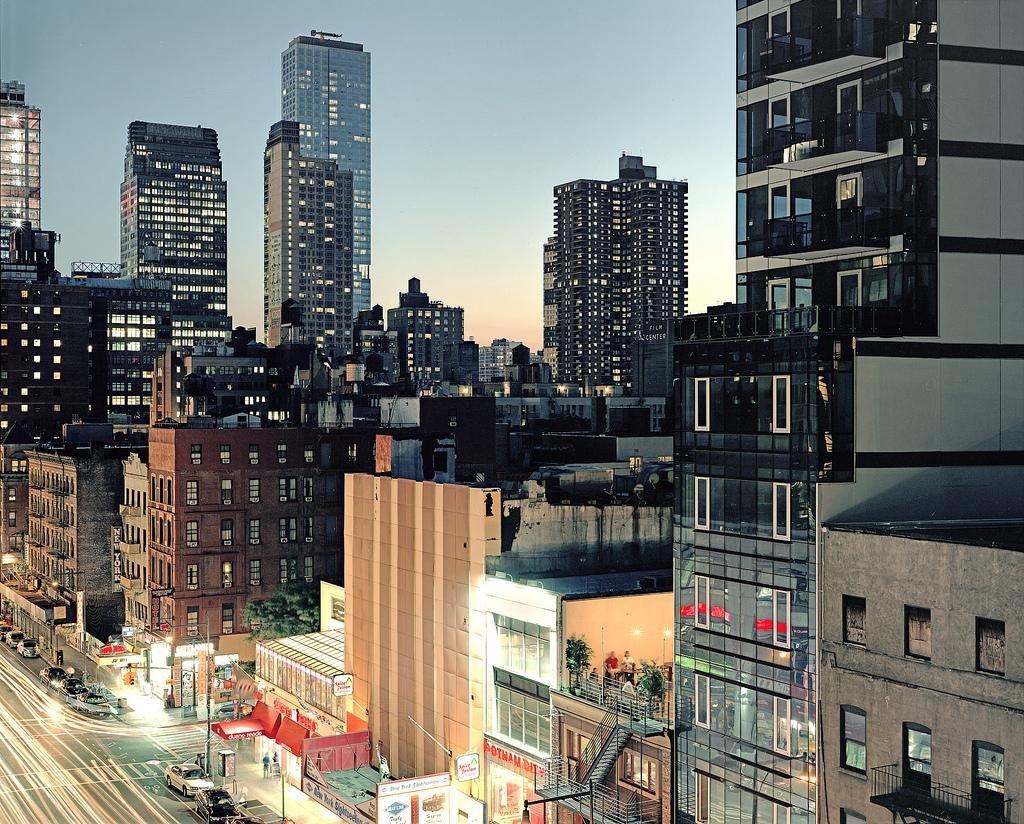 Современный городской пейзаж фото взглянуть