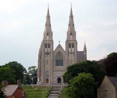 церковь в северной ирландии