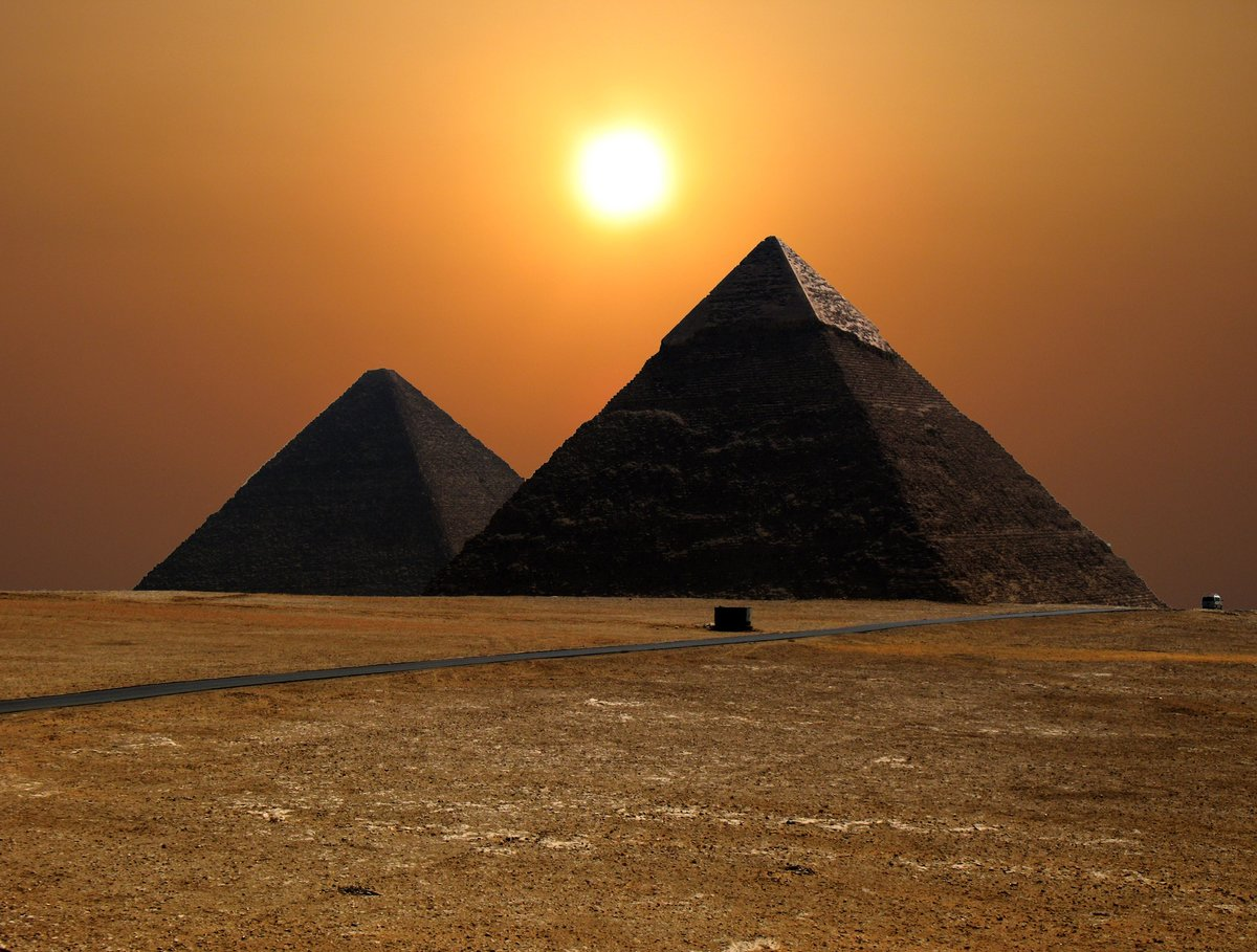 картинка с пирамидами подробней, чем суть