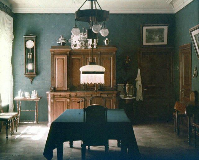 Квартира в Петербурге начала 20 века.