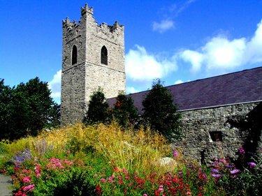 чёрная церковь дублин