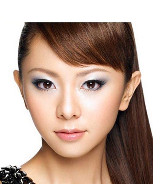 Поэтапное нанесение макияжа на лицо фото пошагово фоторамка