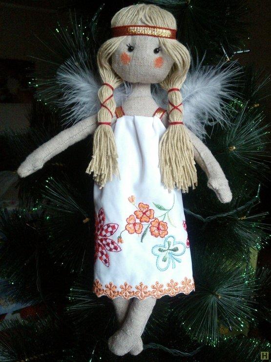 Ангел-девочка