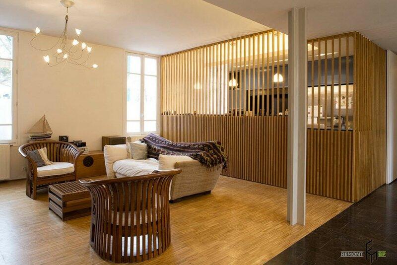 Эксклюзивные примеры оформления квартиры в современном стиле. Новинки дизайна интерьера, выбор и сочетание цвета, отделка стен, пола и потолка на фото.