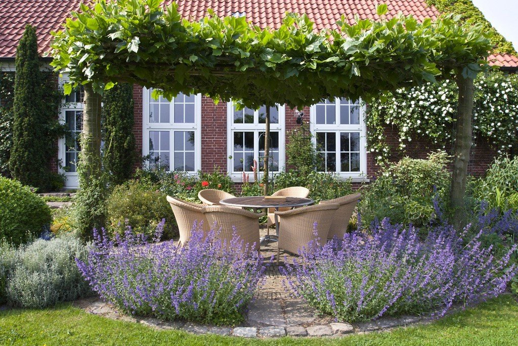 частности сад в стиле прованс смотреть фото сменила шесть мужей