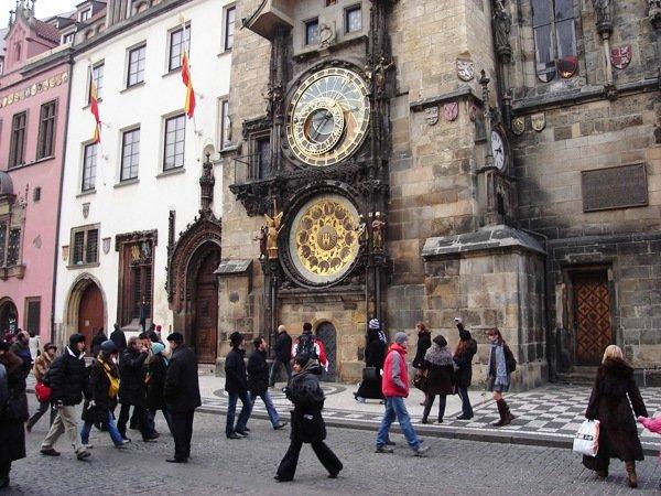 Староместская ратуша, Прага, Чехия