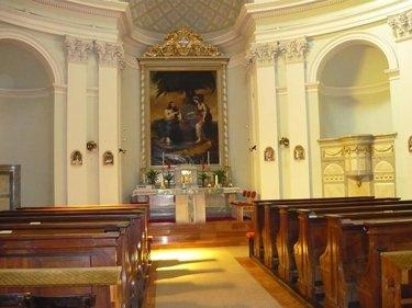 алтарь в католическом храме