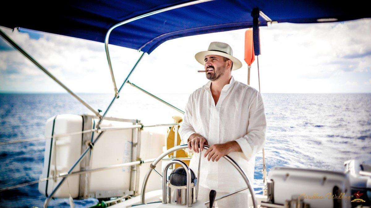 Мужчина капитан фото