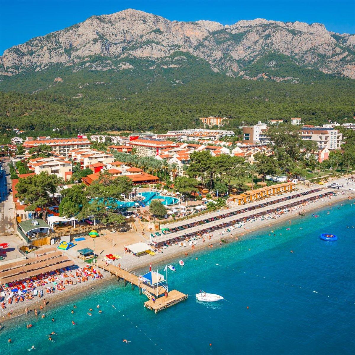 Кемер турция фото города пляжей отелей