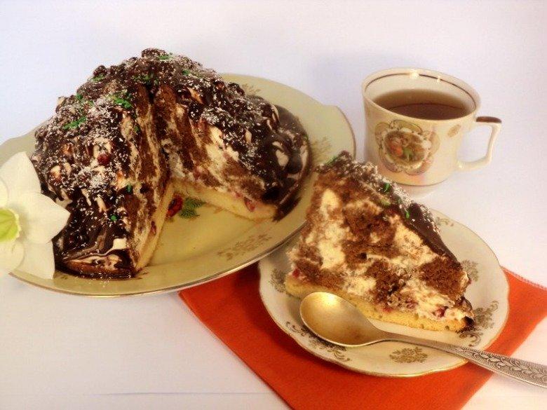 торт пинчер кучерявый рецепт с фото