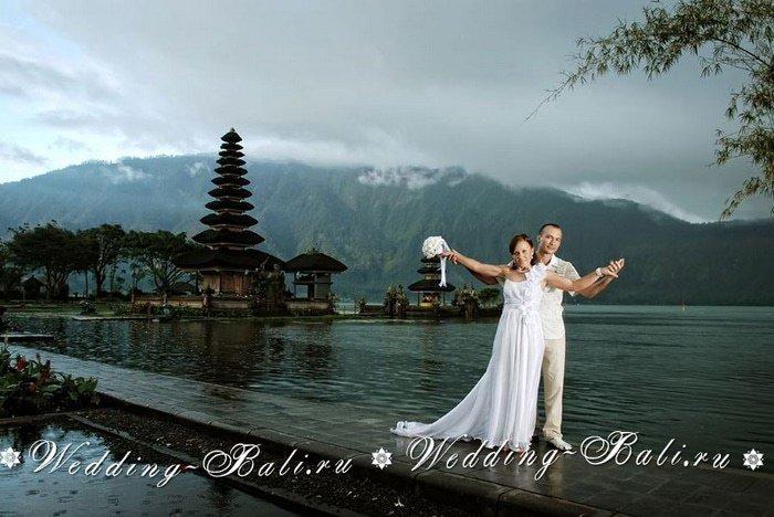 Божественная свадьба на Бали.
