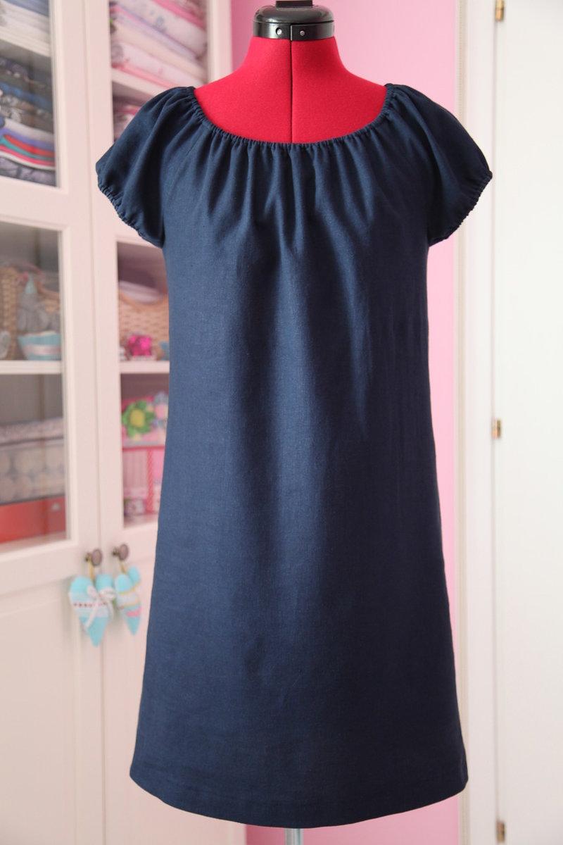 Сшить платье из трикотажа для фото 3