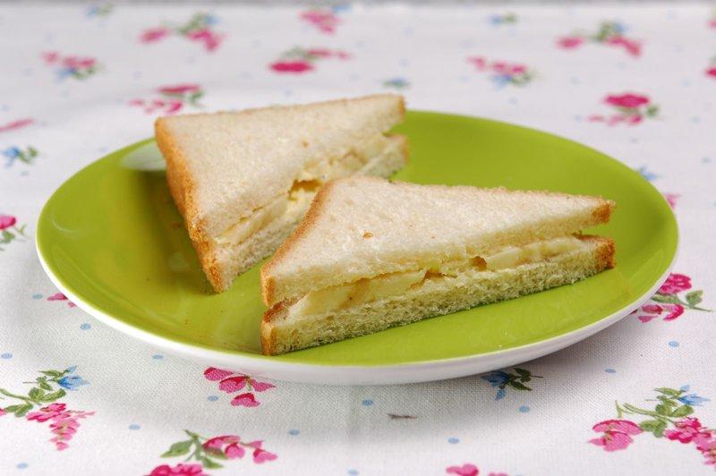 Рецепты десертов из фруктов: банановый десерт
