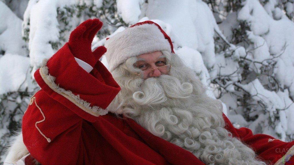 Открытки, картинки новый год дед мороз
