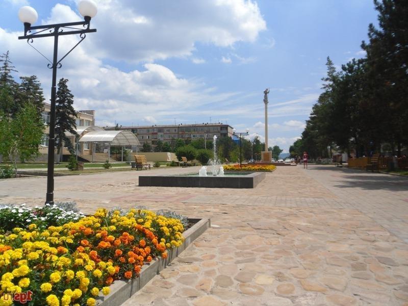 Фото города абинска краснодарский край мудрость