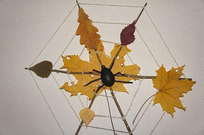 Композиция своими руками на тему осень